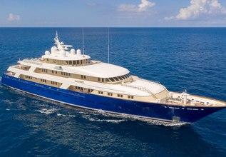 Laurel Charter Yacht at Monaco Grand Prix Yacht Charter