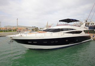 Agave Charter Yacht at MYBA Charter Show 2015