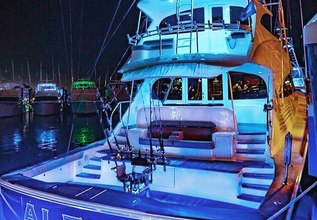 Speculator Charter Yacht at Yachts Miami Beach 2017