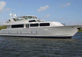 Iron Lady Charter Yacht at Yachts Miami Beach 2017