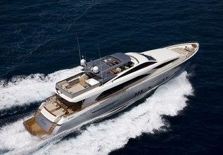 Apmonia Charter Yacht at Monaco Yacht Show 2017