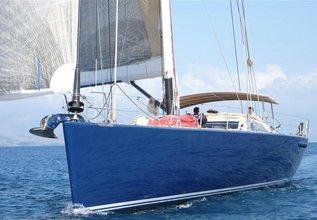 Maria Alba Charter Yacht at Palma Superyacht Show 2014