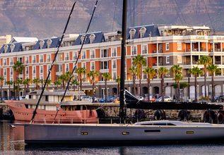 Sorceress Charter Yacht at Monaco Yacht Show 2017