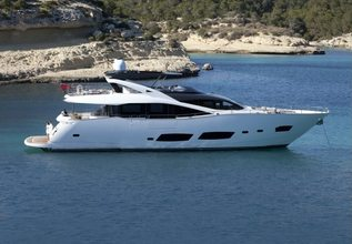 Twenty Eight Charter Yacht at Cannes Yachting Festival 2018