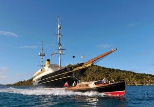 Nero Charter Yacht at Antigua Charter Yacht Show 2014