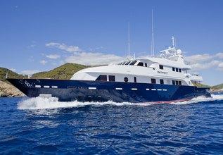 Big Change II Charter Yacht at MIPIM 2014