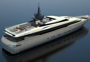 Pachamama Charter Yacht at Monaco Yacht Show 2015