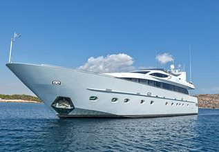 Tropicana Charter Yacht at Mediterranean Yacht Show 2016
