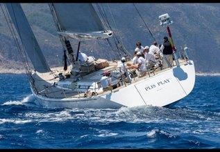 Plis Play Charter Yacht at Les Voiles de Saint Barth 2017