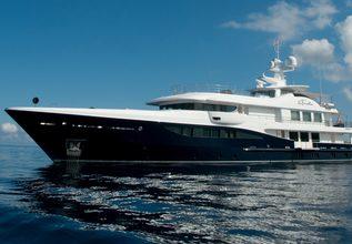 La Familia Charter Yacht at Monaco Yacht Show 2018