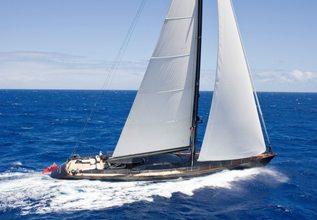 Celtic Spirit Of Fastnet Charter Yacht at Palma Superyacht Show 2018