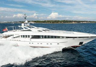 Her Destiny Charter Yacht at MYBA Charter Show 2016