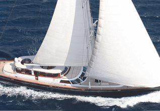 Gitana Charter Yacht at Mediterranean Yacht Show 2017