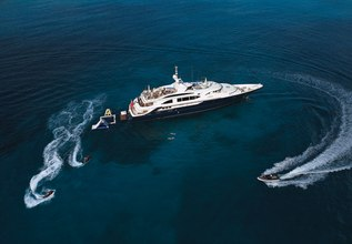 Vision Charter Yacht at Antigua Charter Yacht Show 2014