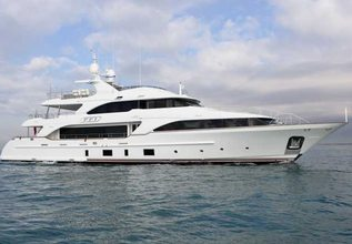 Abvios Charter Yacht at The Superyacht Show 2018