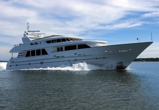 Blue Sky Charter Yacht at Fort Lauderdale Boat Show 2015