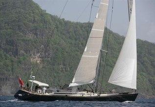 Island Fling Charter Yacht at Palma Superyacht Show 2015