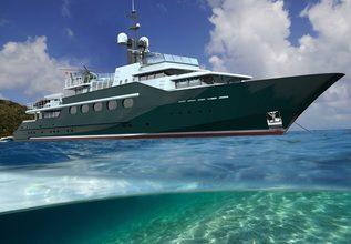 Highlander Charter Yacht at Antigua Charter Yacht Show 2014