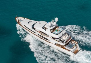 Touch Charter Yacht at Fort Lauderdale Boat Show 2015