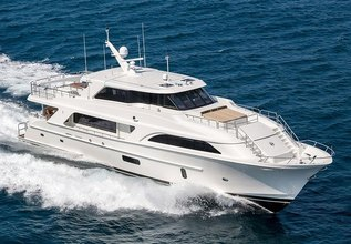 Our Trade Charter Yacht at Fort Lauderdale International Boat Show (FLIBS) 2021
