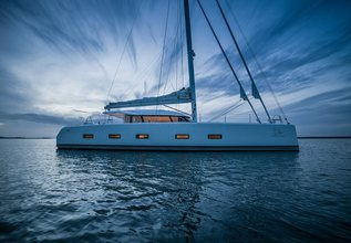 Cygnus Cygnus Charter Yacht at Antigua Charter Yacht Show 2019