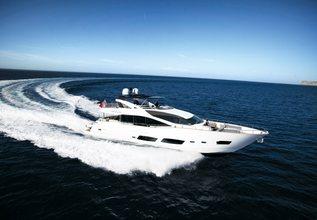 Ebra Charter Yacht at Palma Superyacht Show 2015