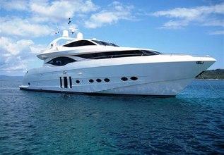 My Mia Charter Yacht at Yachts Miami Beach 2016