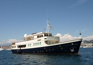 Lady May Charter Yacht at SeaYou Yacht Sales & Charter Days 2019