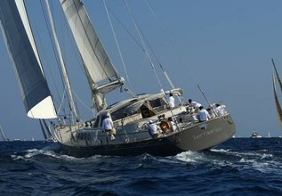 Iemanja Charter Yacht at Cannes Yachting Festival 2014