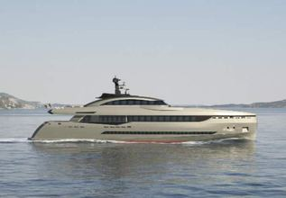 Leudin I Charter Yacht at Monaco Yacht Show 2015