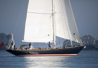 Copihue Charter Yacht at Antigua Charter Yacht Show 2014