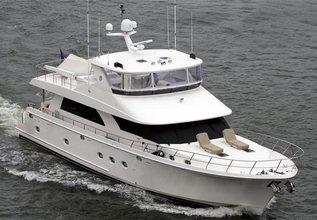 Margarita Charter Yacht at Miami Yacht Show 2019