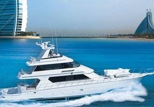 Seaquest Charter Yacht at Dubai International Boat Show 2021