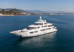 Hemabejo Charter Yacht at Cannes Yachting Festival 2014