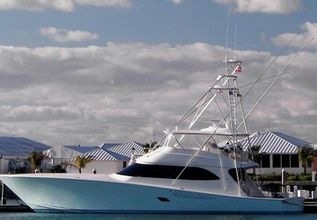Rite Angler Charter Yacht at Fort Lauderdale Boat Show 2015