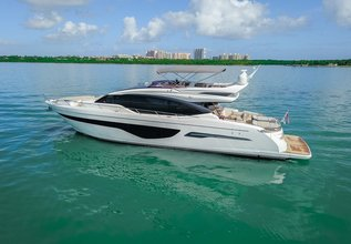 Nauti Natalie Charter Yacht at Fort Lauderdale International Boat Show (FLIBS) 2020- Attending Yachts