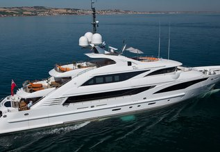 Saint Charter Yacht at Fort Lauderdale Boat Show 2015