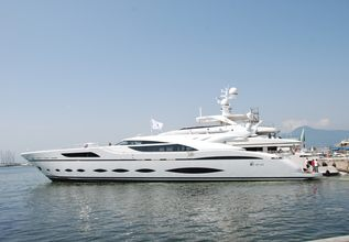 Fast & Furious Charter Yacht at Monaco Yacht Show 2015