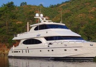 Sassy Charter Yacht at Australian Superyacht Rendezvous 2018