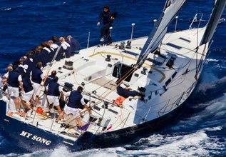 Vera Charter Yacht at Loro Piana Superyacht Regatta 2016