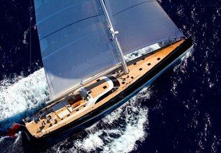 Nilaya Charter Yacht at Monaco Yacht Show 2014