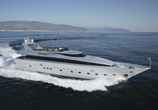 Be Cool² Charter Yacht at Monaco Yacht Show 2015