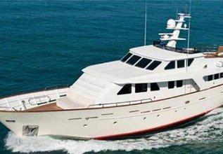 Alexander K Charter Yacht at Palma Superyacht Show 2014