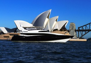 Patriot Charter Yacht at Australian Superyacht Rendezvous 2018
