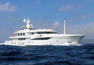 Kamalaya Charter Yacht at Monaco Yacht Show 2018