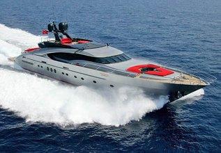 Dragon Charter Yacht at Monaco Yacht Show 2017