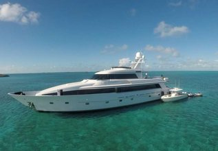 Sea Dreams Charter Yacht at Fort Lauderdale Boat Show 2015