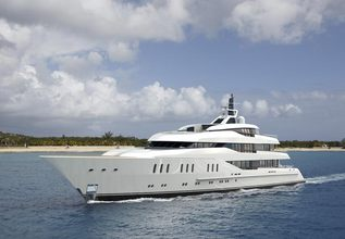 Vanish Charter Yacht at Fort Lauderdale Boat Show 2017