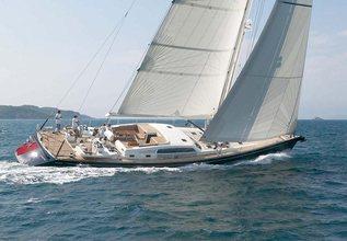Infinity Charter Yacht at Palma Superyacht Show 2015