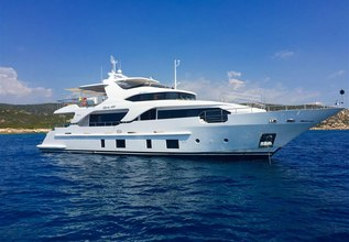 Liberty Call Charter Yacht at Cannes Yachting Festival 2015